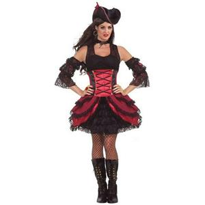 Women's Rogue Pirate Sexy Adult Costume