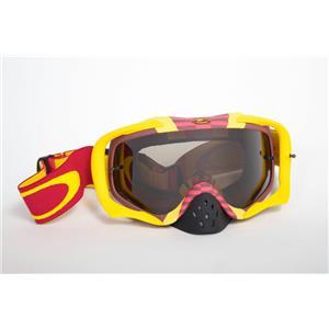 Oakley Crowbar Flight Series MX Motocross Goggles