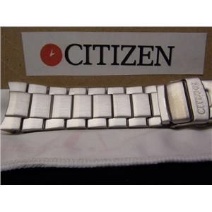 Citizen Watch Band BN0100 -51E Bracelet 23mm Curved End W/ Quick Length Extend