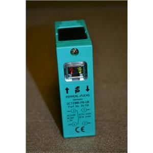 PEPPERL FUCHS OCT2000-F8-UK 83792 3A 240VAC 30VDC PHOTOELECTRIC SENSOR