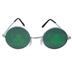 Casino Club Fanci-Frames Holographic Lennon Glasses