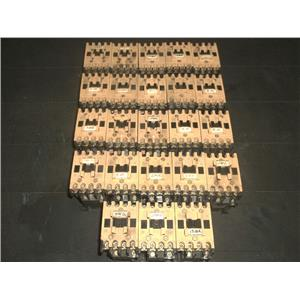 Allen-Bradley 100-A12ND3 Contact Blocks Lot of 23