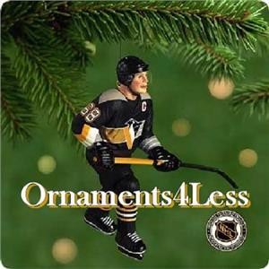 2001 Hockey Greats #5 - Jaromir Jagr - QXI6852 - DB