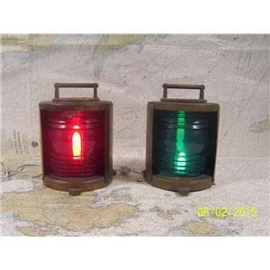 Boaters' Resale Shop Of Tx 1505 0451.01 PERKO PORT & STARBOARD DECOR NAV LIGHTS