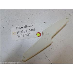 GE DISHWASHER WD28X10103 WD22X151 POWER SHOWER USED PART ASSEMBLY