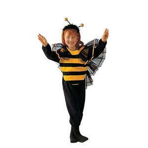 Lil' Stinger Bee Toddler 2-4 Child Pajama Costume
