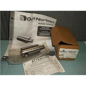 New Duff Hortman Co. Rotary Union R5100P 750110C 5000 Series