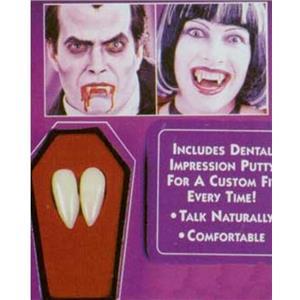 Vampire Fangs Dracula Teeth Costume Dental Appliance