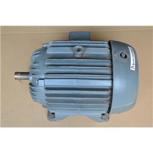 Allis-Chalmers 30HP Induction Motor EL15106642251, 3530 RPM, 230/460V, RGZ, 286T