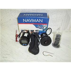 Boaters' Resale Shop Of Tx 1411 2724.02 NAVMAN AA004527R THRU-HULL SPEED SYSTEM