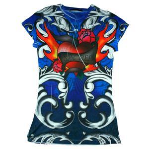 Girls Sacred Heart Juniors Sublimation Fashion Shirt Size Large