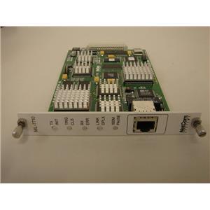 Spirent Smartbits ML-7710 (10/100Base-TX, Smartmetric) for SMB2000, SMB200