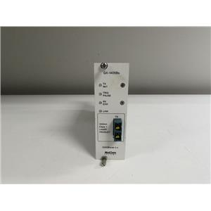 Spirent SmartBits GX-1405Bs (1000Base-LX, 1-port, single mode, 1310nm Smartcard)