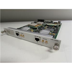 Spirent Smartbits LAN-3302A (2 ports, 10/100Base-T) for SMB6000B