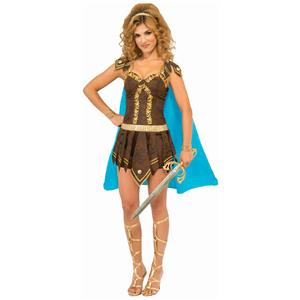 Forum Womens Sexy Gladiator Adult Costume Size M/L