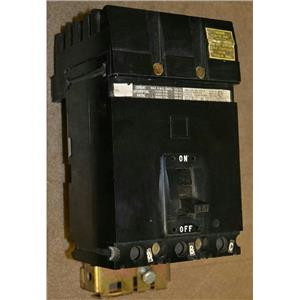 Square D FA36040 40A 600V 3P I-Line Breaker