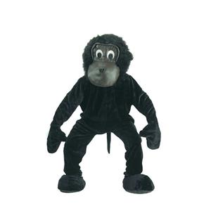 Dress Up America Scary Gorilla Mascot Adult Costume