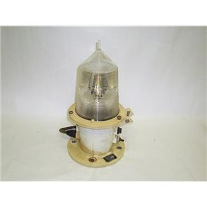 Boaters' Resale Shop of Tx 1401 0424.01 PHAROS FA-249 AUTOMATIC MARINE LANTERN