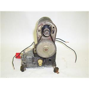 Boaters' Resale Shop Of TX 1507 2241.01 JABSCO BELT DRIVEN FRESH WATER PUMP
