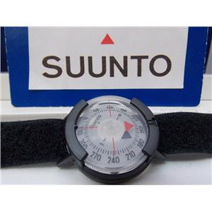 Suunto watch band Compass M-9 Wrist-top Compass Vel Cro Black Strap