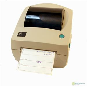 Zebra LP2844-Z 284Z-20400-0001 Direct Thermal Barcode Label Printer Network USB