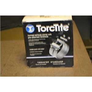 """NELSON INDUSTRIES 90359A 6.00"""" TORCTITE LAP JOINT CLAMP ALUMINIZED"""