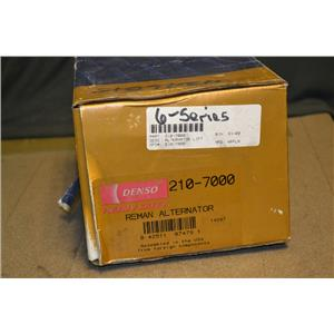 Denso 210-7000 Heavy Duty Reman Alternator 6 Series
