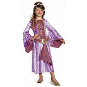Renaissance Maiden Girls Costume Size Small