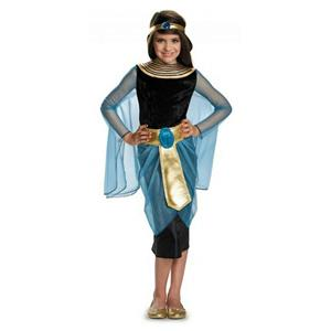 Cleopatra Girls Costume Size Medium 7-8