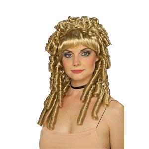 Nellie Wig Blonde Southern Belle Spiral Curls Wig