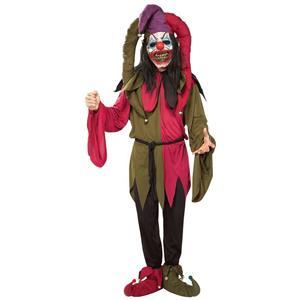 Mega Surely You Jest Jester Parade Pleaser Costume