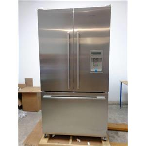Fisher & Paykel RF195ADUX1 19.5 cu. ft. French Door Refrigerator See Images