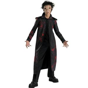 Underworld Vampire Boys Costume Child Medium 7-8