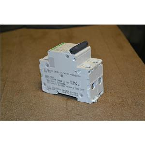 SCHNEIDER ELECTRIC 24516 C60 MINIATURE SUPPLEMENTARY PROTECTOR 1 AMP, D CURVE