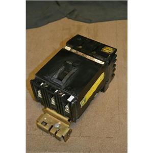 SQUARE D 20A 3 POLE CIRCUIT BREAKER I-LINE FA34020, 480V, FA-34020
