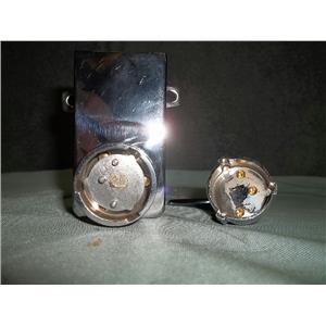 New Mistura Systems MLG-100 B Locking Mechanism, Chrome Plated Brass 1 Key