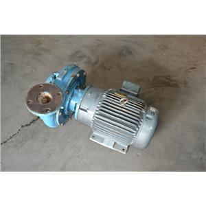 "PACO 10-30121, 3""x4"" Centrifical Pump, 15HP Baldor Motor JMM2333T"