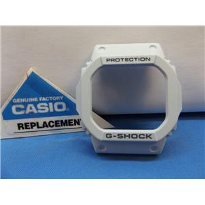 Casio Watch Parts GW-M5610 LG-8 Sky Blue Bezel/Shell. Black G-Shock Printing