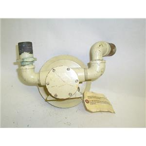 Boaters' Resale Shop Of Tx 1306 1222.01 JABSCO 777-9001 MARINE BELT DRIVEN PUMP