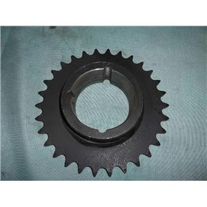 "New Martin 50BTB30 Sprocket #50 Chain 30 Tooth 2-3/4"" Bore x 1-1/2"" Thickness"