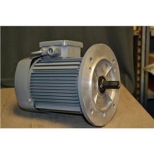 ESTA Absaugtechnik 1.3kw Single Phase Motor, B5 Flange, 3400 RPM, 110V, 15.3A