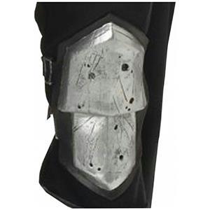 Darkwatch Jericho Cross Knee Pads Costume Accessory