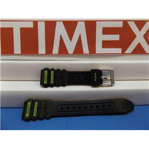 Timex Watch Band 16mm Acqua Indiglo Night-Light Ladies Sports Strap. Watchband