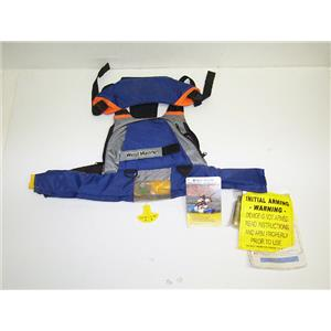 Boaters Resale Shop Of Tx 1509 1725.02 WEST MARINE PADDLING LIFE JACKET 2055457
