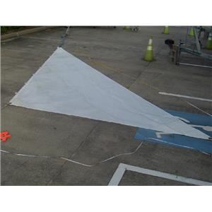 Boaters' Resale Shop of Tx 1511 0722.92 Storm Tri - Sail w 16-5 luff
