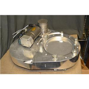200mm VAT Pneumatic Pendulum Slide Valve, 16246-PA41-AFT1