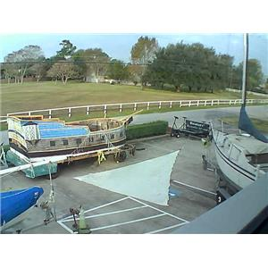 Boaters' Resale Shop of Tx 1511 2140.91 H O Jib w28-5 luff Morgan Racing Sails