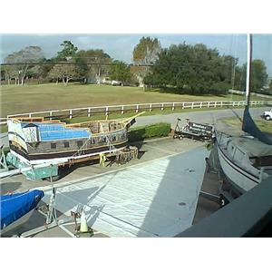 Boaters' Resale Shop of Tx RF Jib 1511 2125.91 w 50-10 luff  by Neil Pryde