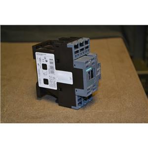 Siemens 3RT2025-2AC20 Contactor, 24V, 60Hz