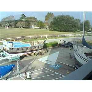 Boaters' Resale Shop of Tx 1511 2124.93 H O Jib w 23-2 luff UK sailmakers